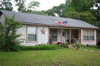 Canton TX Single Family Home For Sale: $87,900