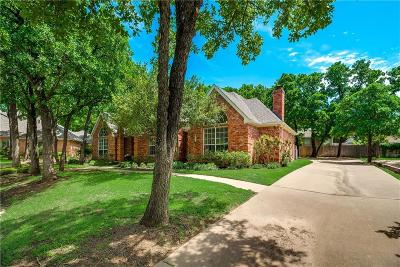 Keller Single Family Home For Sale: 806 Blue Spruce Court