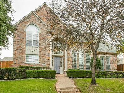 Coppell Single Family Home For Sale: 1413 Pine Hurst Drive
