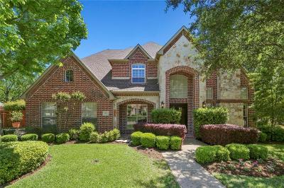 Coppell Single Family Home For Sale: 602 Castle Creek Drive
