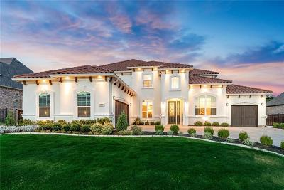 Colleyville Single Family Home Active Option Contract: 6901 Schubert