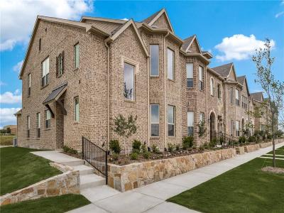 Frisco Townhouse For Sale: 3356 Archduke Drive