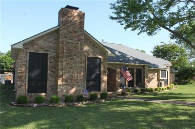 Duncanville Single Family Home Active Option Contract: 1730 Sparta Drive