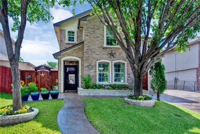Dallas Single Family Home For Sale: 726 Via Jesse Elias
