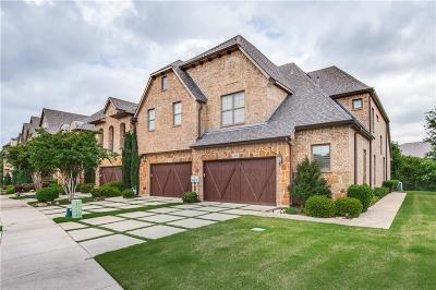 Carrollton Townhouse For Sale: 2829 Creekway Drive