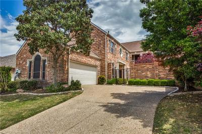 Plano Single Family Home Active Option Contract: 2820 Prestonwood Drive