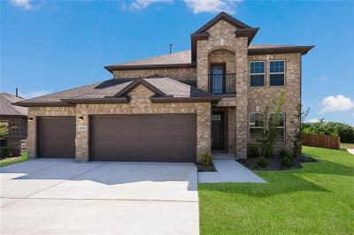 Wylie Single Family Home For Sale: 1600 Emerald Brook Court