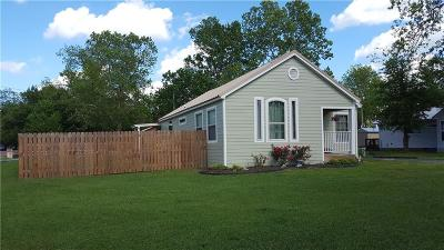 Winnsboro TX Single Family Home For Sale: $125,900