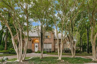 Denton Single Family Home Active Contingent: 32 Oak Forrest Circle