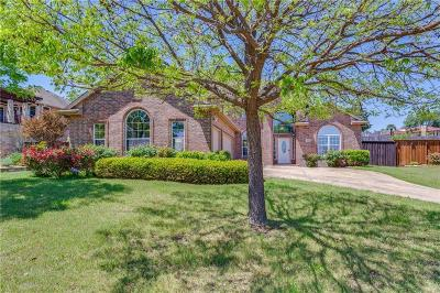 Single Family Home For Sale: 4009 Stone Haven Drive