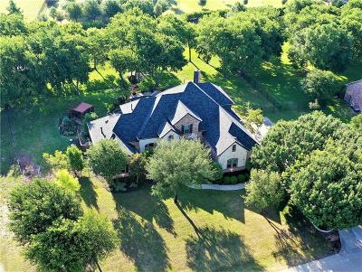 Prosper Single Family Home For Sale: 1810 Highland Meadows Drive