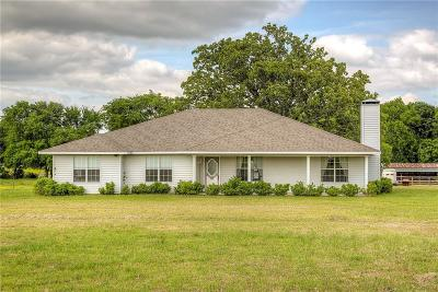 Terrell Farm & Ranch Active Option Contract: 14326 County Road 354