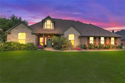Parker County, Tarrant County, Hood County, Wise County Single Family Home For Sale: 3800 Upper Lake Circle