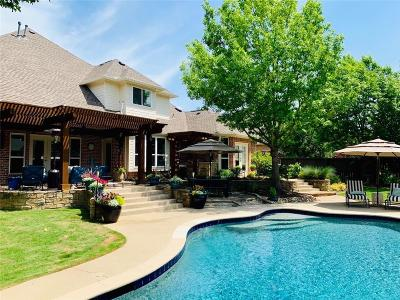 Southlake Single Family Home Active Contingent: 609 Blair Court
