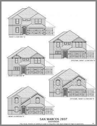 Wylie Single Family Home For Sale: 1605 Emerald Brook Court
