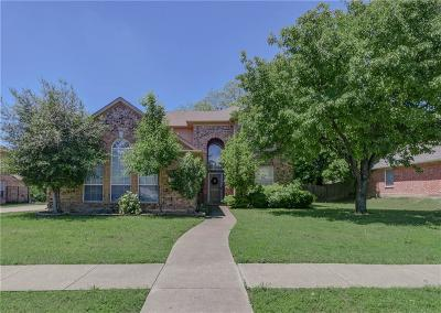 Rowlett Single Family Home For Sale: 3505 Indian Trail