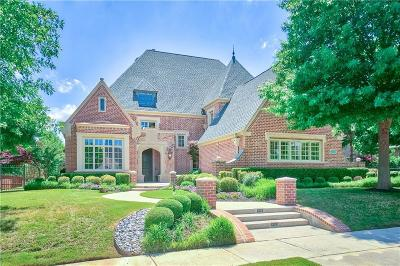 Colleyville Single Family Home For Sale: 1813 Camden Green