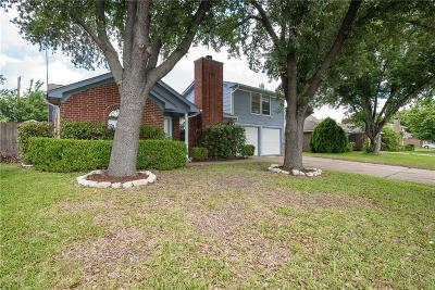 Arlington Single Family Home For Sale: 5208 Rowcrop Drive