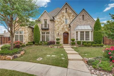 Irving Single Family Home For Sale: 639 Lake Point Drive