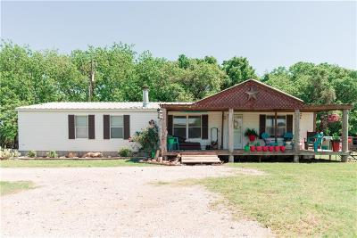 Stephenville Single Family Home Active Option Contract: 22338 N Us Highway 281