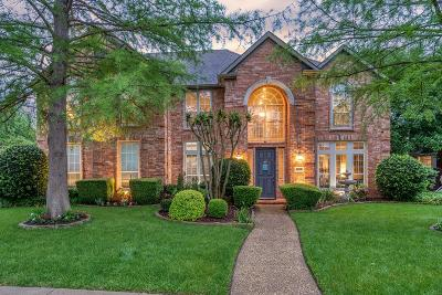 Southlake Single Family Home For Sale: 604 Stratford Drive