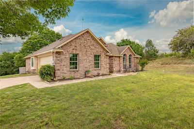 Weatherford Single Family Home Active Option Contract: 371 Miramar Circle