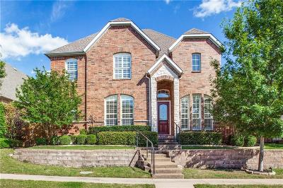 Irving Single Family Home For Sale: 3326 Ricci Lane