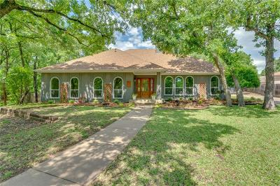 Denton Single Family Home For Sale: 17 Timbergreen Circle