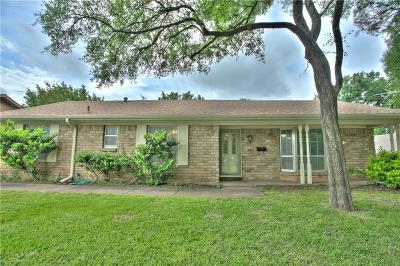 Euless Single Family Home For Sale: 1801 Signet Drive
