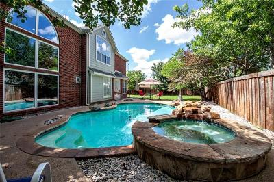 Allen Single Family Home For Sale: 1714 Knoll Court