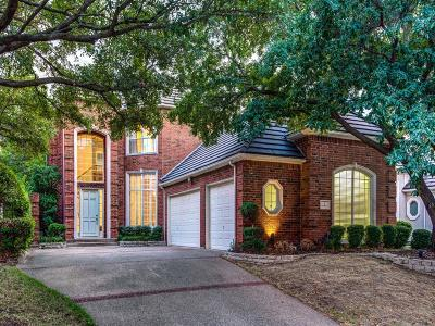 Frisco Single Family Home For Sale: 2 Woodcreek Lane