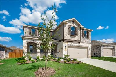 Aubrey Single Family Home For Sale: 2612 Wayne Avenue
