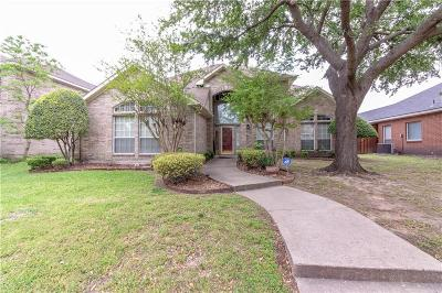 Mesquite Single Family Home For Sale: 1709 Lacy Lane