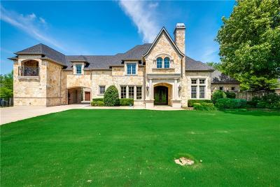 Flower Mound Single Family Home Active Option Contract: 3509 Chimney Rock Drive