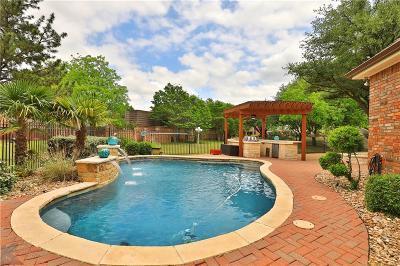 Abilene Single Family Home For Sale: 8 Lytle Place Drive