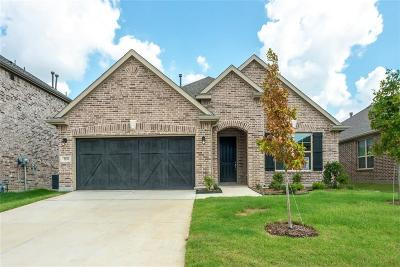 Celina Single Family Home For Sale: 2831 Hackberry Creek Trail