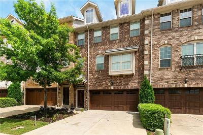 Irving Townhouse For Sale: 7820 Fox Horn Drive