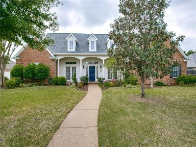 Southlake Single Family Home For Sale: 1307 Hat Creek Trail
