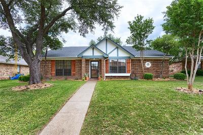 Garland Single Family Home For Sale: 2226 Kimberly Drive