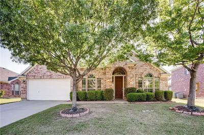 Cedar Hill Single Family Home Active Option Contract: 723 Bee Creek Drive