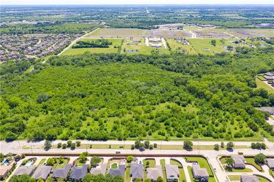 Mesquite Residential Lots & Land For Sale: 3231 Clay Mathis Road