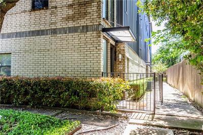 Oak Lawn Condo For Sale: 4235 Holland Avenue #C