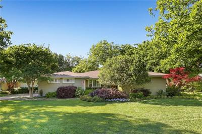 Single Family Home Active Option Contract: 9431 Folkstone Road
