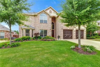 Denton Single Family Home Active Option Contract: 4212 Red Wolfe Road