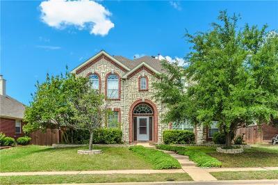 Plano Single Family Home For Sale: 2321 Ravenhurst Drive
