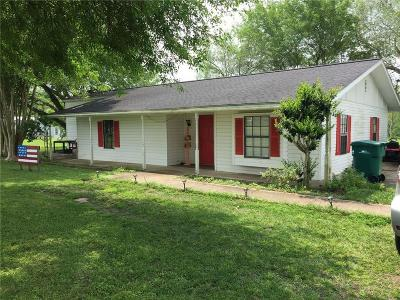 Single Family Home For Sale: 601 McCormick Drive
