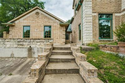Azle Single Family Home Active Contingent: 505 Lake Crest Parkway