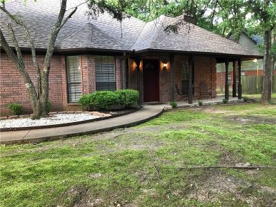 Kaufman Single Family Home For Sale: 1091 Timber Creek Circle