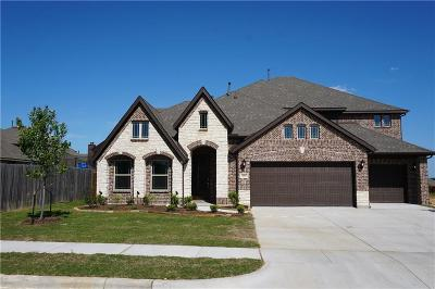 Burleson Single Family Home For Sale: 1005 Weeping Oak Drive