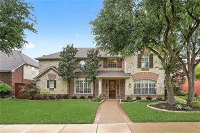 Plano Single Family Home For Sale: 3901 Whitehaven Drive